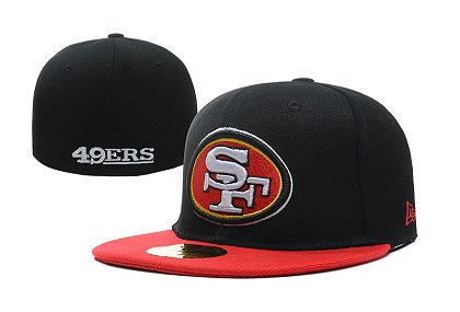 San Francisco 49ers Fitted Hat LX 150227 08